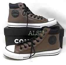 Converse Ctas PC Boot High Top Leather Brown Men's 162413C