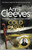 Cold Earth (Shetland) (Paperback) by Ann Cleeves