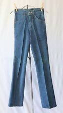 Vintage Rappers denim Jeans Pants NWT 25 X 32 Quilted pockets