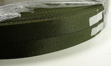 "10 Yards Nylon Webbing Milspec 1-23/32"" (44MM) MIL-W-4088K T-VIII 30 Feet"