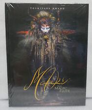 Yoshitaka Amano Malefic The Magic Flute Artbook, New