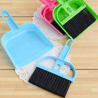 EG_ MINI HAND KITCHEN DUSTPAN AND BRUSH DESK CLEANING SWEEPER DUST PAN SET ALLUR