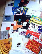 "COLLECTION of 32 original 12"" DJ lot house electronic music trance techno euro"