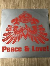 CRYDAMOURE PEACE & LOVE DAFT PUNK VYNIL LP 33 TOURS RARE ONLY 1 ON EBAY