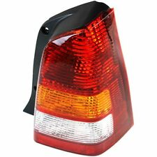 Tail Light For 2001-2004 Mazda Tribute ES RH Amber, Clear & Red Lens