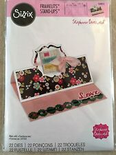 Sizzix Framelits Die Set Regal Stand-ups Card 559211 (22 Dies) NEW