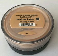 Bare Minerals Original Foundation SPF 15 - MEDIUM BEIGE N20 - 8g