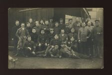 Germany WW1 group of Prisoners of War 1918 RP PPC unlocated