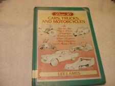 Draw 50 Cars, Trucks & Motorcycles by Lee James 1986
