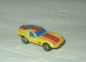 Micro Machines 1994 LGTI 50's Yellow Ferrari 250 GTO