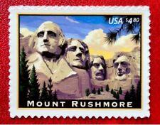 2008 US SC #4268 $4.8 Mount Rushmore Priority Mail MNH CV:$12