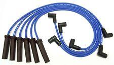 spark plug wire set ngk 51025 for chevrolet malibu, alero, pontiac grand am