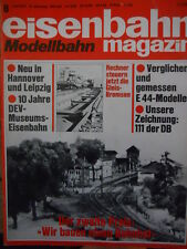 Eisenbahn Modellbahn magazin n°6 1976 - Der Zweite Preis - Tr.22
