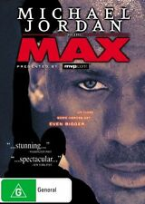 Michael Jordan - To The Max (DVD, 2006) REGION 1