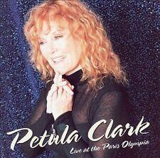 Live at the Paris Olympia by Petula Clark (CD, Oct-2004, Silva America)