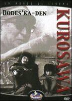 Dodes'ka-den (1970) DVD Nuovo Sigillato Kurosawa