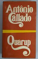 Libro Quarup Antonio Callado 1972 Bompiani Libri Book 6