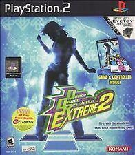 Dance Dance Revolution Extreme 2 Bundle (Sony PlayStation 2, 2005)