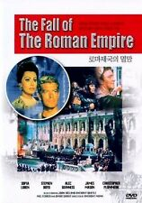 The Fall of the Roman Empire(1964) New Sealed DVD Sophia Loren