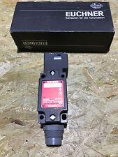 Euchner NZ2 VZ-528 E   Sicherheitsschalter / Saftey Relay  /  034398