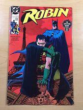 DC Comics ROBIN (1990) #1 Rare 3rd Print VARIANT Copper Age HTF Batman FREE!