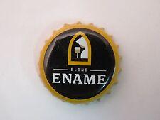 BEER Bottle Cap Crown ~ Browerij ROMAN Ename Blond ~ Oudenaarde, BELGIUM Brewers