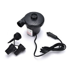 1*Portable AC Electric Air Pump Inflator for Toys Boat Air Bed Mattress Pool