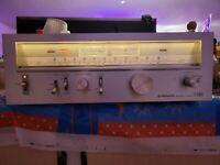 VINTAGE PIONEER TX-9500II AM/FM TUNER -Read description-