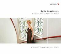 Anna Garzuly-Wahlgren - Suite Imaginaire [Anna Garzuly-Wahlgren] [CD]
