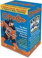 2020-21 NHL Upper Deck OPC O Pee Chee Hockey Blaster Box   10 Packs  