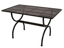 stabiler Tisch,Terrasse Gartentisch ALU Petra wetterfest NEU /& OVP