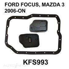 Auto Transmission Filter Kit MAZDA MAZDA3 L3  4 Cyl MPFI BL 09-14  (5 speed)