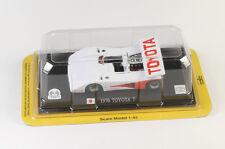 Véhicule === Maquette de voiture 1:43 === TOYOTA 7 Le Mans 1970 AUTO/CAR Blister