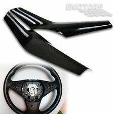 Carbon BMW 5-Series E60 4D M5 Type Steering Wheel Cover 06-10