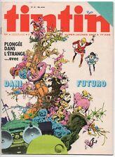TINTIN  47  COMIC MAGAZINE  C. 1973  FRENCH  BELGIUM