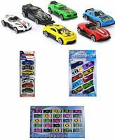 Die Cast Plastic/Alloy Toy Cars Miniatures Racer Street Cars Kids Toy Gift