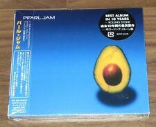 PEARL JAM Japan PROMO issue CD - SEALED - obi - EDDIE VEDDER - more PJ in stock!