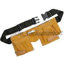 Werkzeuggürtel Werkzeugtaschen Handwerkergürtel Werkzeug Tasche Gürtel Leder