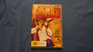 The Rifleman 3 Explosive Episodes Chuck Connors - DVD - R4 - Free Postage