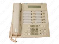 Siemens HICOM T25FD schnurgebunden System-Telefon TD25FD/T25 FD Tisch-Telefon