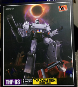 New edition, THF-03 Megatron Transformers MP36 Boxed Toys