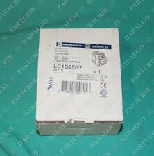 Telemecanique, LC1D25G7, LC1D25, Contactor Relay Starter 120V 15hp NEW