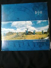 B.J.H. ‎– Welcome To The Show  LP VINILO