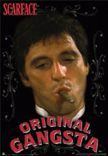 SCARFACE POSTER (56x88cm) ORIGINAL GANGSTER PICTURE PRINT NEW ART