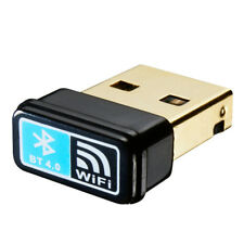 Mini BT4.0 150M USB WiFi Bluetooth Wireless Adapter Dongle Network LAN Card