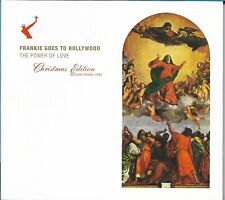 FRANKIE GOES TO HOLLYWOOD - THE POWER OF LOVE (Christmas Edition) CDS