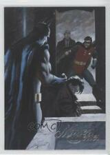 1995 SkyBox Batman Master Series #87 Accomplices Non-Sports Card 0b5