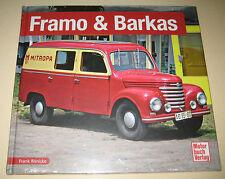 Bildband Schrader Typen Chronik Framo V 901 /2 + Barkas B 1000