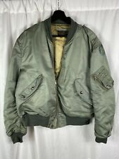 Early 1957 Blue Anchor US Air Force L-2B Flight Jacket X-Large