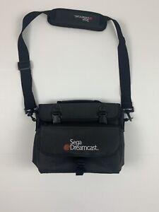 Sega Dreamcast Travel Bag Tote Carrying Case with Strap Vintage Video Games